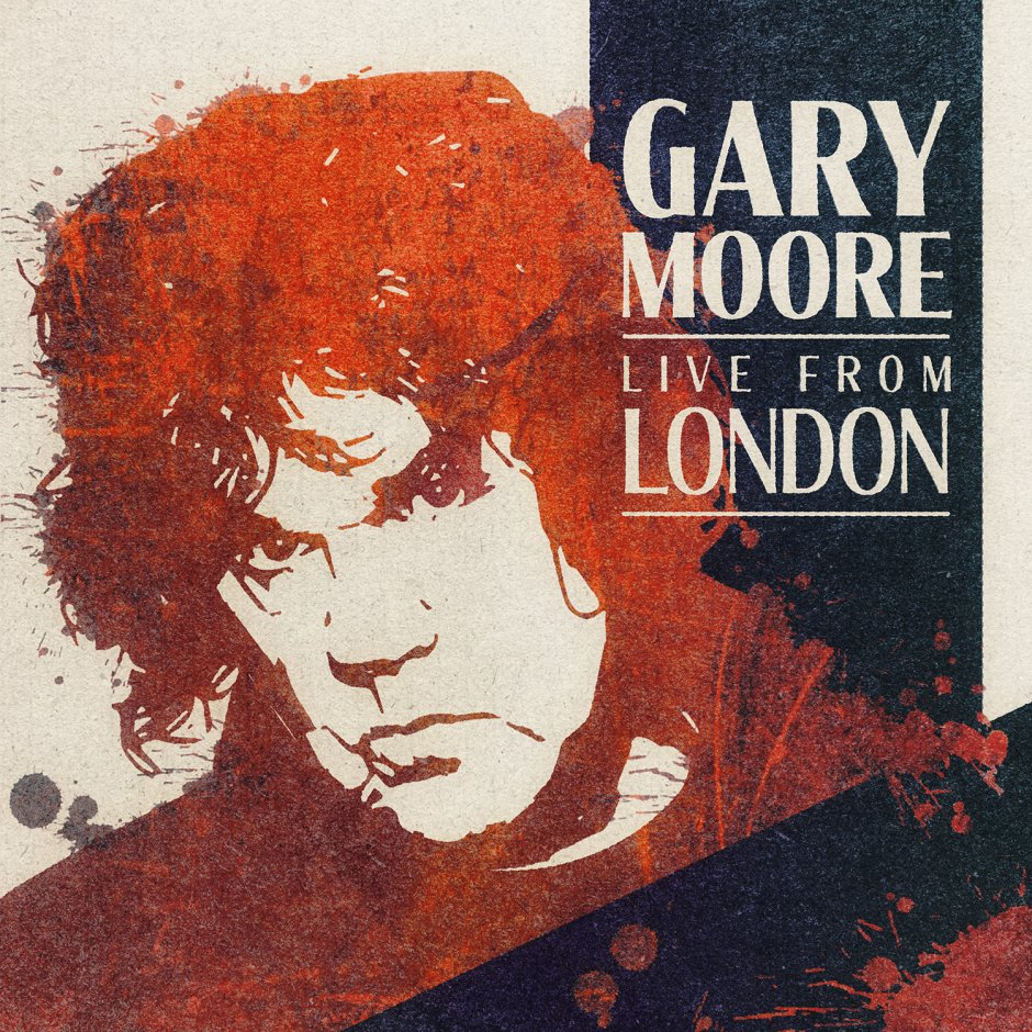 Gary Moore - Live In London