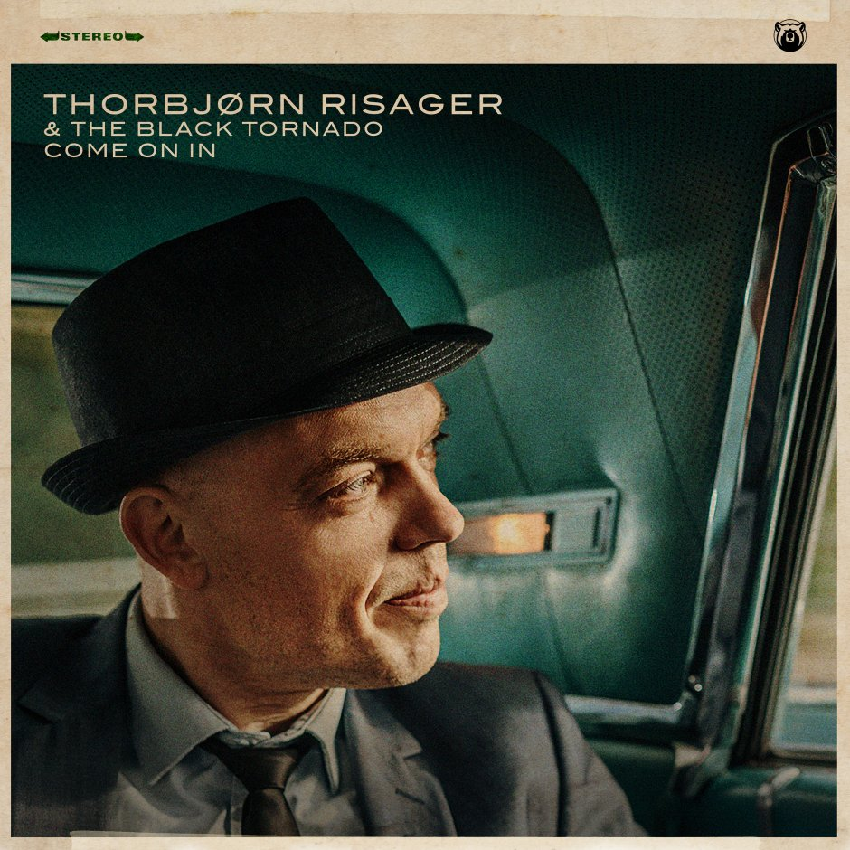 Thorbjorn Risager Come On In