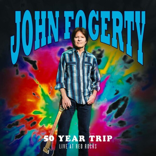 John Fogerty 50 Year Trip: Red Rocks -live-