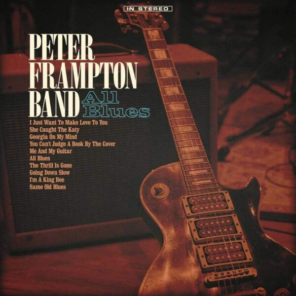 Peter Frampton Band All Blues